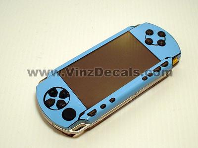 Sony PSP Skin (Baby Blue)
