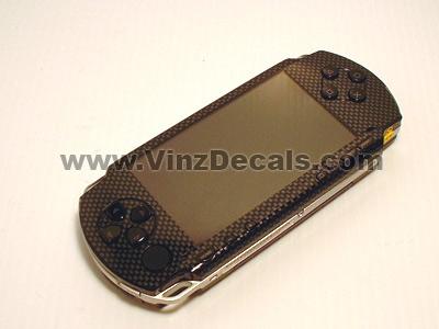 Sony PSP Skin (Carbon Fiber)