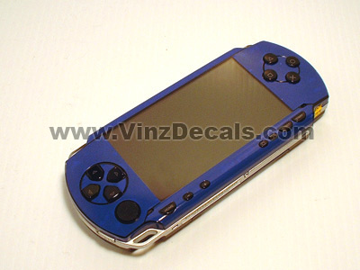 Sony PSP Skin (Electric Blue)
