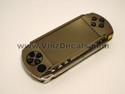 Sony PSP Skin (Graphite Metallic)
