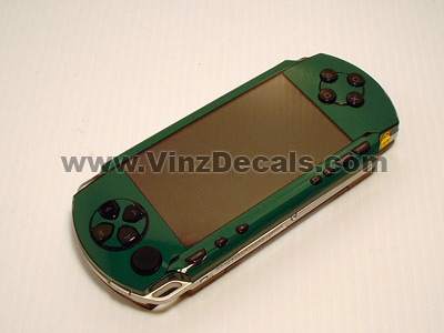 Sony PSP Skin (Hunter Green)