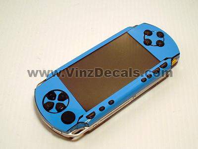 Sony PSP Skin (Light Blue)
