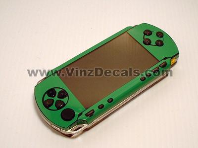 Sony PSP Skin (Medium Green)