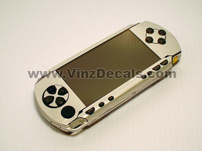 Sony PSP Skin (White Pearl)