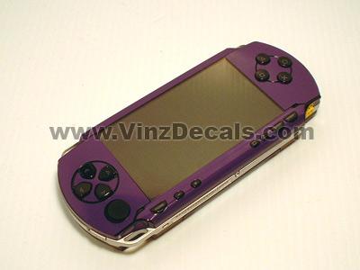 Sony PSP Skin (Purple)