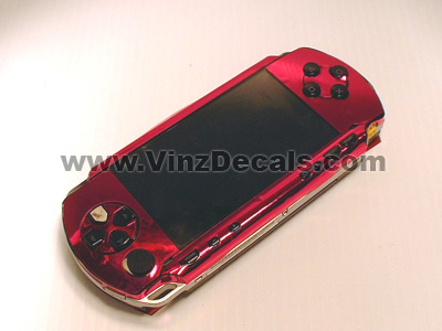 Sony PSP Skin (Purple Mirror)