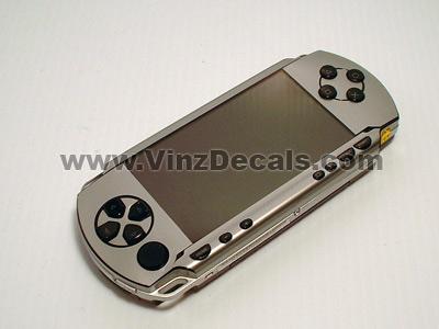 Sony PSP Skin (Silver)