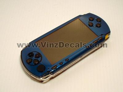 Sony PSP Skin (Tealite Pearl)
