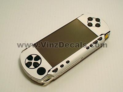 Sony PSP Skin (White)