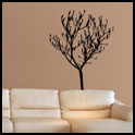 Vinyl Wall Decor - Small Tree