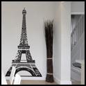 Vinyl Wall Decor - Eiffel Tower Large