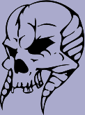 Horned Skull 94 Decal