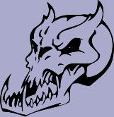 Skull 92 Decal