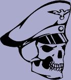 Skull 87 Decal