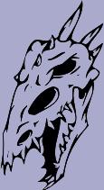 Skull 84 Decal