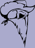 Skull 82 Decal
