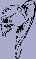 Skull 78 Decal