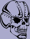 Skull 76 Decal
