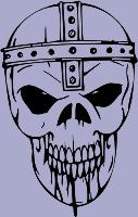 Skull 69 Decal