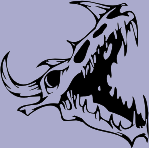 Skull 66 Decal