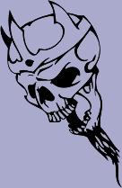 Skull 59 Decal