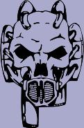 Skull 58 Decal