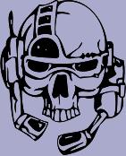 Skull 57 Decal