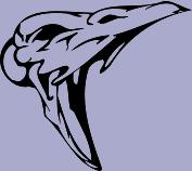 Skull 53 Decal