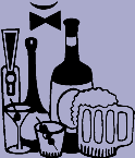 Bar / Bartender / Server Logo