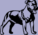 Dog Breed Decal